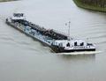 Johannes-P op het Amsterdam-Rijnkanaal ter hoogte van de Nesciobrug.