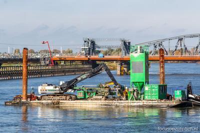 De Schelde op de IJssel in Zutphen.