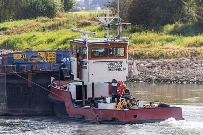 De Constant op de IJssel in Zutphen.