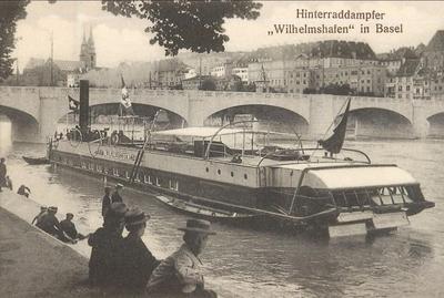 De Wilhelmshafen Basel.