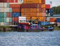 Port Repair 1 Rotterdam.