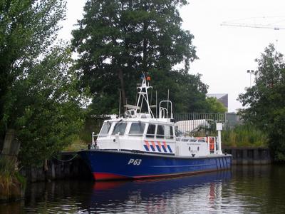 De P63 in Groningen.