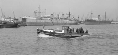 Coal 6 Waalhaven Rotterdam.