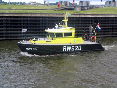 RWS 20 sluis Lith.