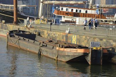 De G 3 Rijnhaven Rotterdam.