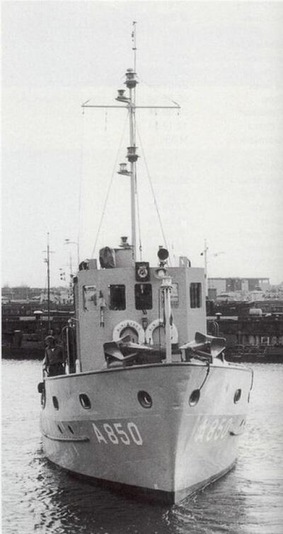 A 850 Hydra.