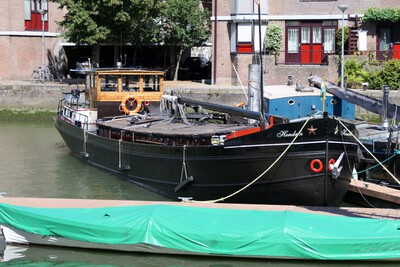 Hendrik Leuvehaven Rotterdam.