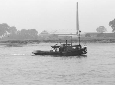 Rijn & Schelde op de Waal.