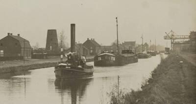 P-28 op de Zuid Willemsvaart.