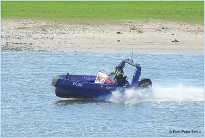 P 630 bij de IJsselkop.