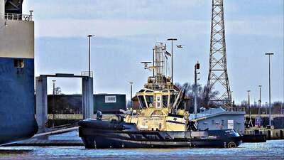 Svitzer Vestri in Emden.