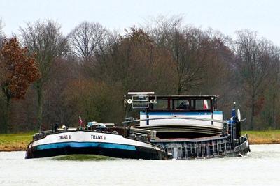 Trans III Mittellanmdkanal bei Steinbeck.