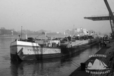 Yvonne in Gent.
