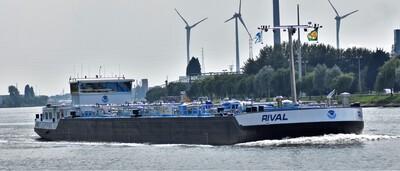 Rival Zeekanaal Gent - Terneuzen Veer Terdonck.