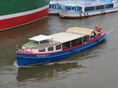 Randolf 1 in Hamburg.